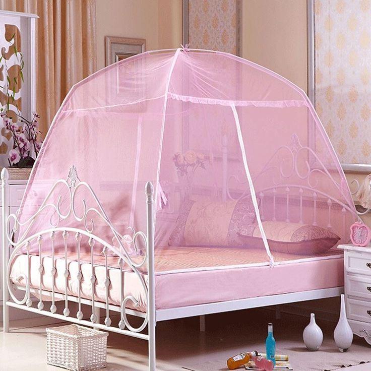 les 25 meilleures id es de la cat gorie moustiquaire lit sur pinterest moustiquaire. Black Bedroom Furniture Sets. Home Design Ideas