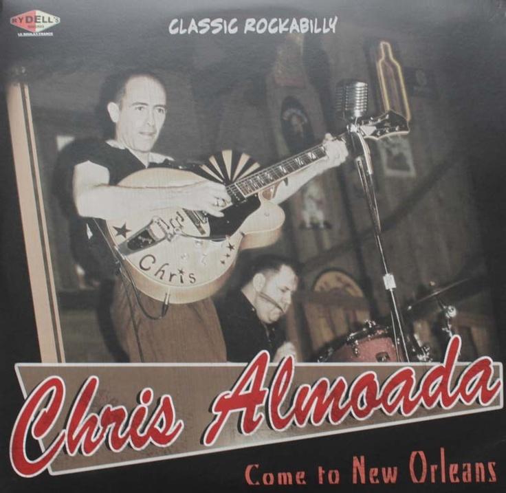 Chris Almoada