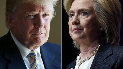 #Supermartes: Trump y Clinton buscan distanciarse de rivales...