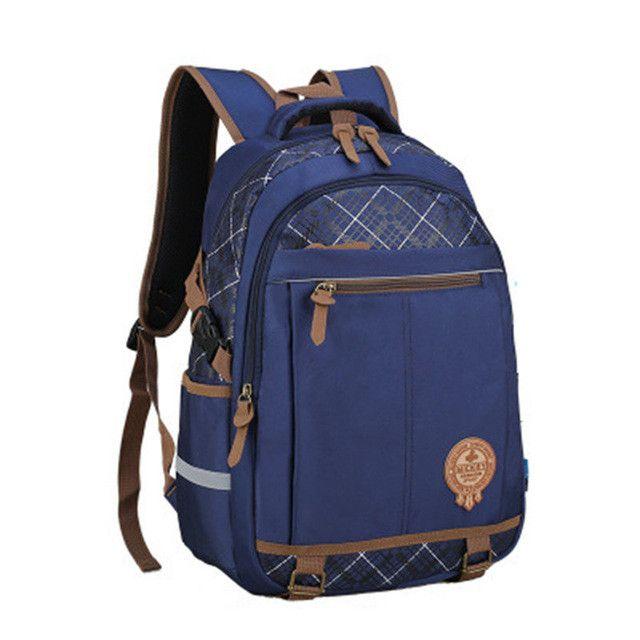 2017 School Bag for Teenager Girl/Boy Children Shoulder Brand Orthopedic Schoolbag Big/Small Cheap Back Pack Kid Backpack SALE