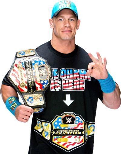 WWE John Cena UNITED STATES CHAMPIONS 2015 by Dinesh-Musiclover.deviantart.com on @DeviantArt