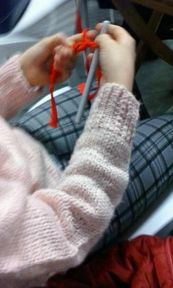 Smart crochet kids