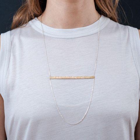 Aube Necklace / Collier Aube – PAUZE Atelier