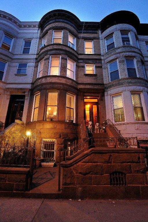 Brooklyn Apartment Rental: Brooklyn Brownstone Full Floor ...