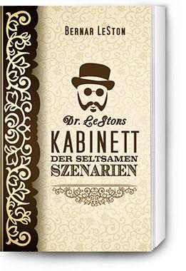 EMMERICH Books & Media, Konstanz :: Verlagsprogramm : Horror & Grusel : Dr. LeStons Kabinett