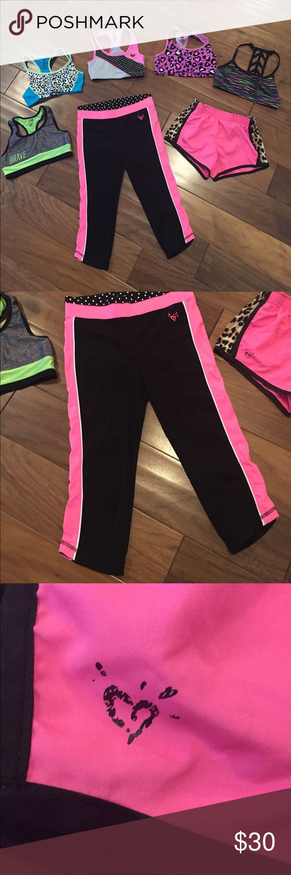 Spotted while shopping on Poshmark: Girl's Justice Sports Bras, Pants & Shorts Bundle! #poshmark #fashion #shopping #style #Justice #Other