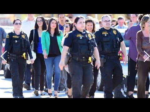 "CAUGHT: Massive False Flag in San Bernardino Prefaced By ""Active Shooter Drills"" - YouTube"