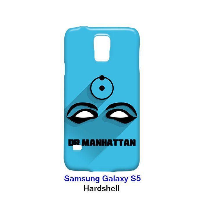 Dr Manhattan Superhero Samsung Galaxy S5 Hardshell Case