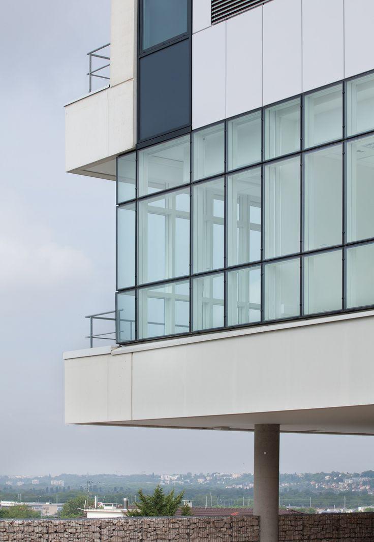 Gallery of Villeneuve-Saint-Georges Hospital / Atelier d'architecture Michel Rémon - 24