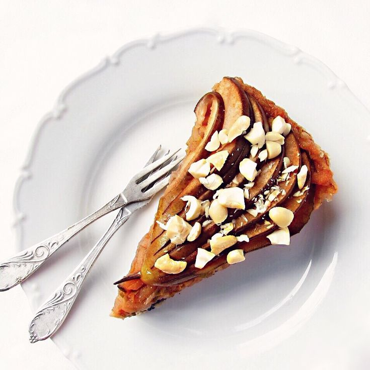 Jáhelný koláček – A co teda jíš? – Veganské recepty