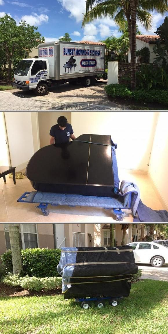 This reliable company has professional pool table movers who have years of experience. They accept local and long distance relocation jobs for homeowners and commercial clients. They also do packing and unpacking. Open this pin to check reviews or get a free quote.