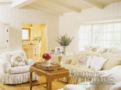 16 ideas for shabby chic living room colors cottage style