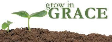 Grow In God's Grace 2 PETER 3:18