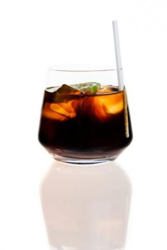 Jack and Coke   In lieu of Coca-Cola, add seltzer water or lightly sweetened iced tea to Jack Daniel's whiskey.