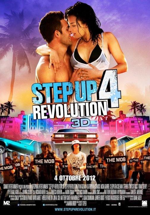 Step Up 4 Darsteller