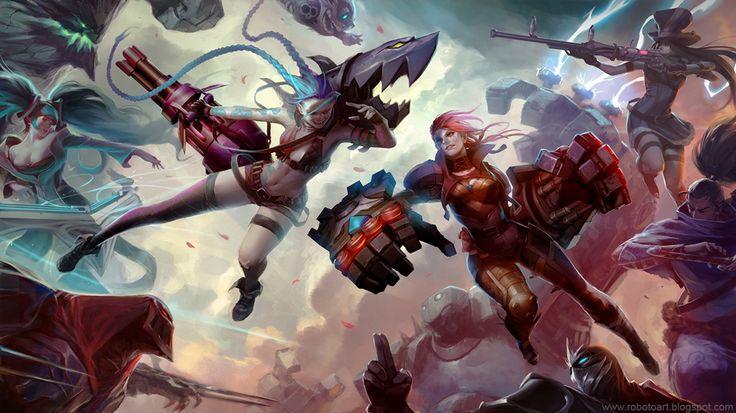 Riot Games Videospiele
