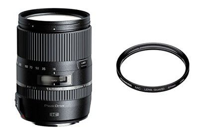 [Set] TAMRON high magnification zoom lens 16-300mm F3.5-6.3 DiII VC PZD M... P/O