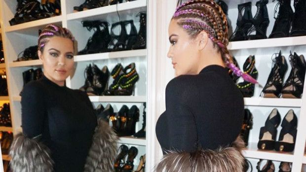 Khloe Kardashian Has Been Called Out For Cultural Appropriation