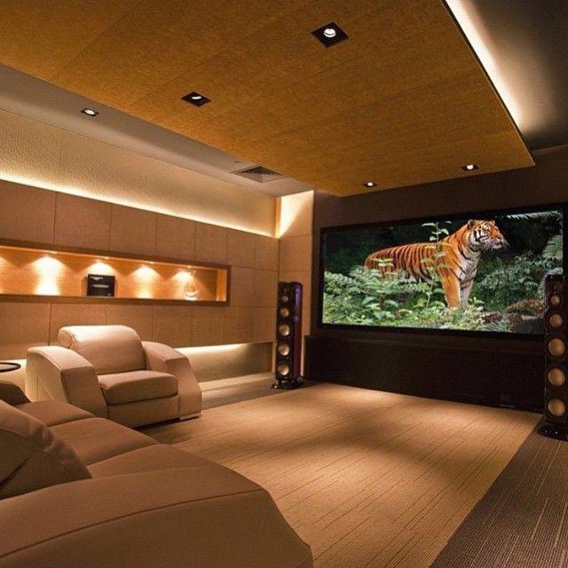 Cinema Em Casa Create Home Theater Rooms Home Theater Decor