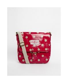 How CuTe !!!  Cath Kidston Mini Satchel In Button #Polka Dot - Button spot - on #sale 25% off @ #Asos.com  #CathKidston  coolonsale.com