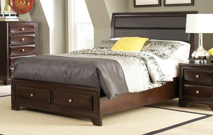 Coaster Jaxson California King Bed Collection - 203481KW