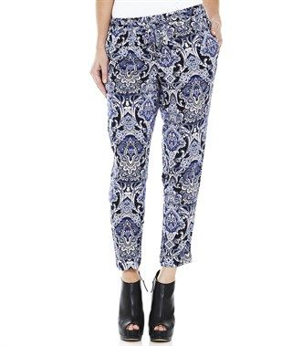 KATIES MUST HAVE PRINTED SOFT PANT Buy women's clothing online.