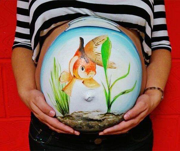 body art incroyables peintures sur le ventre de femmes enceintes photos art et belly painting. Black Bedroom Furniture Sets. Home Design Ideas