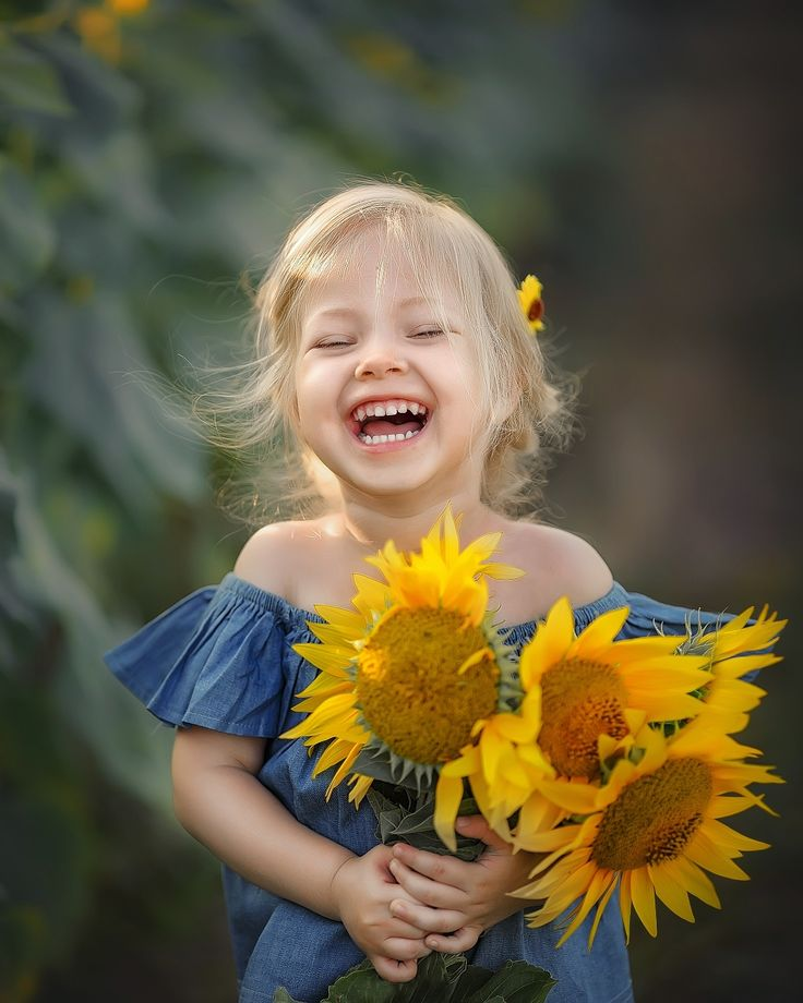 добрая картинка с улыбками