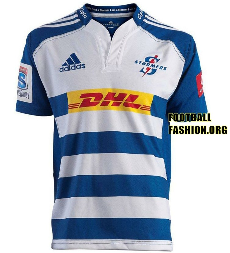 Stormers Rugby 2013 adidas Home Jersey