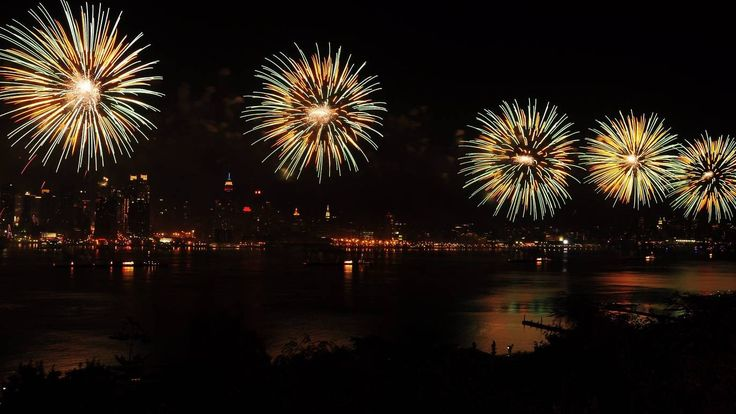 Where to watch fireworks in NYC for the rest of the year