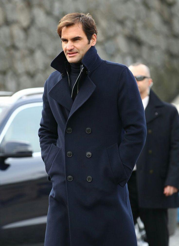 Roger Federer in Prague