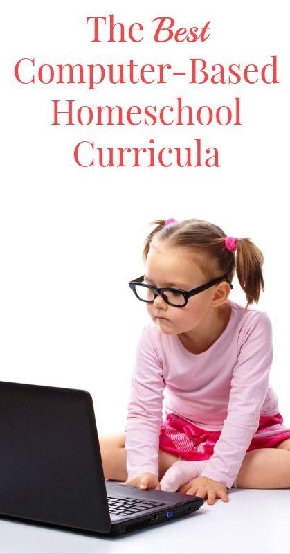 computer homeschool curriculum