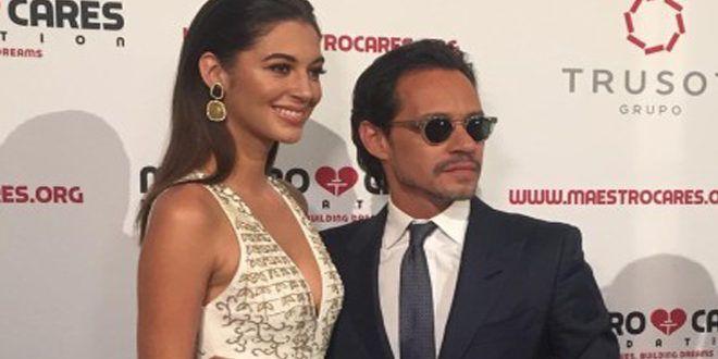 Marc Anthony posa con su nueva novia dominicana   A Son De Salsa