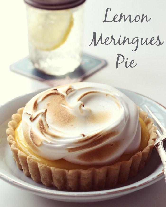 Lemon meringue pie | Passion 4 baking :::GET INSPIRED:::