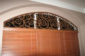 Portfolio mediterranean window treatments