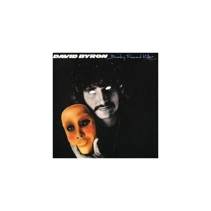 David Byron - Babyfaced Killer (CD)
