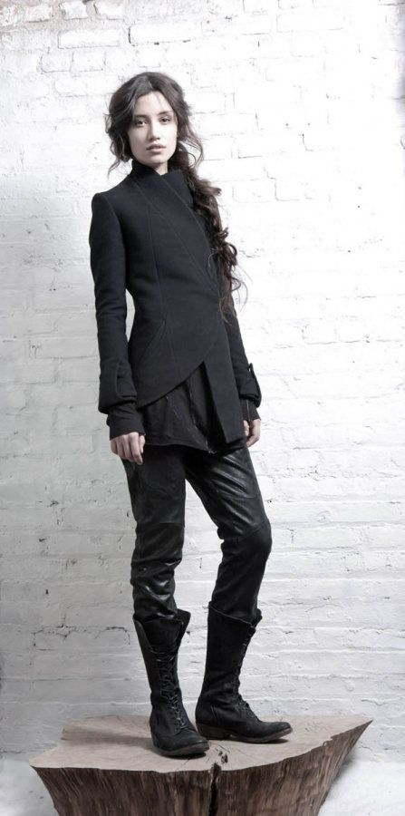 InAisce F/W 2011-12 'Ashen Tundra, Frozen Roads' Collection