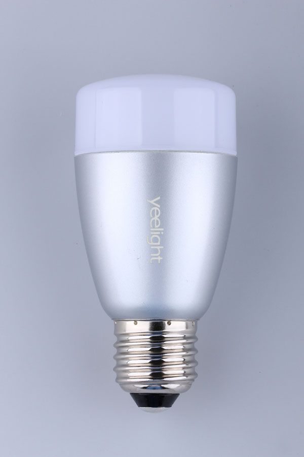 Xiaomi Yeelight Smart Bulb 6W Wireless Control LED Lamp White+RGB - US$39.12