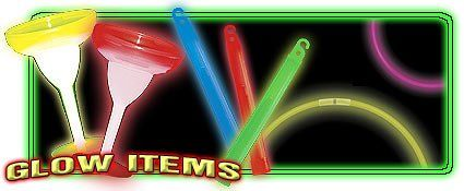 Click Here for Glow Party Supplies!