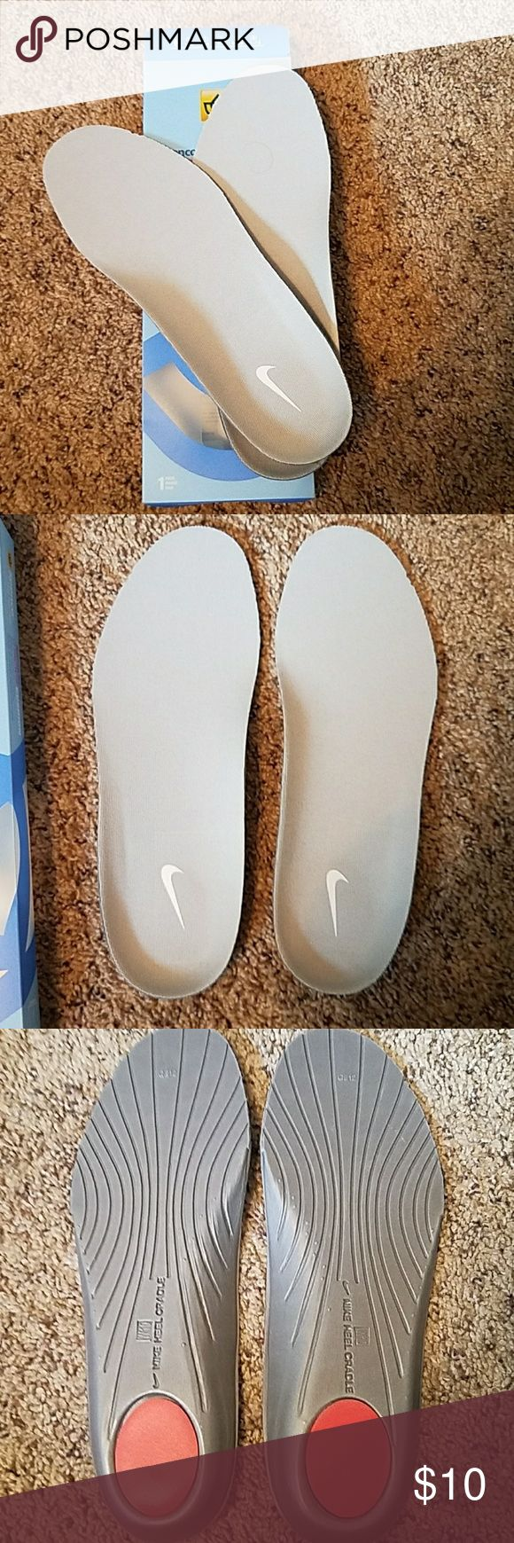 Nike Heel Cradle Women's Size 10 Sole insert for women's Nike sneakers Nike Shoes Athletic Shoes