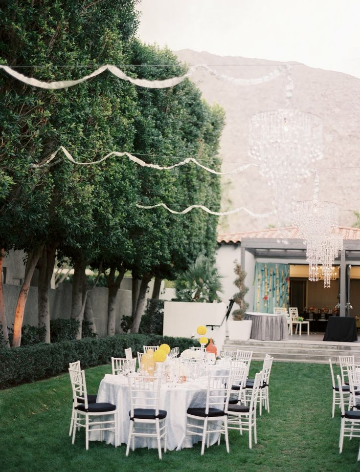 Viceroy Palmsprings Wedding Venue