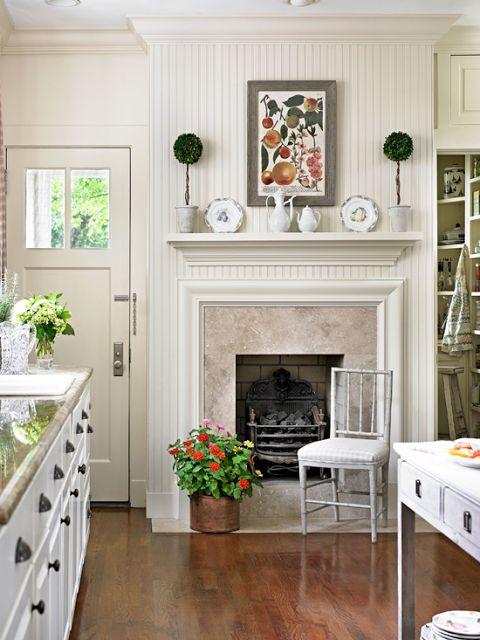 Jurnal de design interior - Amenajări interioare, decorațiuni și inspirație pentru casa ta: Interior clasic și tradițional în Carolina de Nord