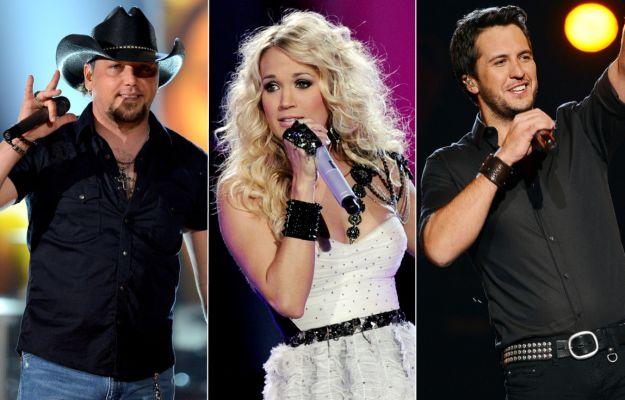 Jason Aldean, Carrie Underwood & Luke Bryan Among 2013 Teen Choice Awards Nominees
