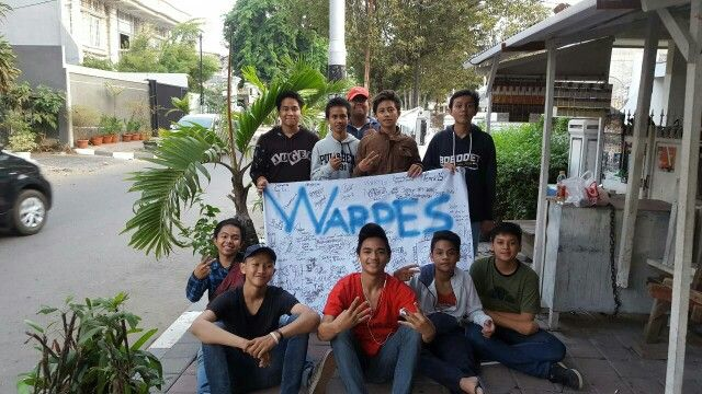 Waroeng PEDES SEDEP in Jakarta Pusat, Jakarta