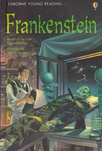 Usborne Young Reading : Frankenstein