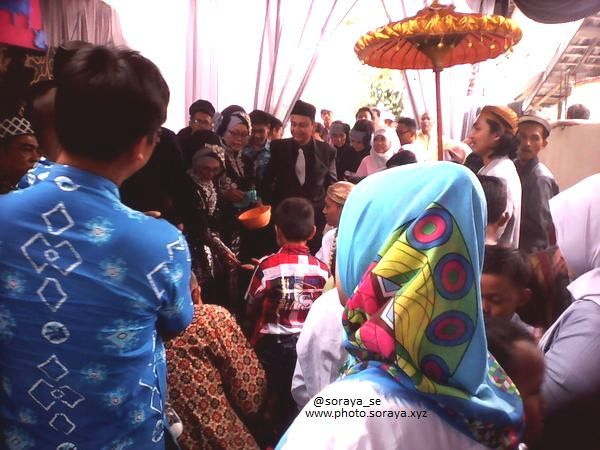 Photo Pernikahan Soraya Perkawinan