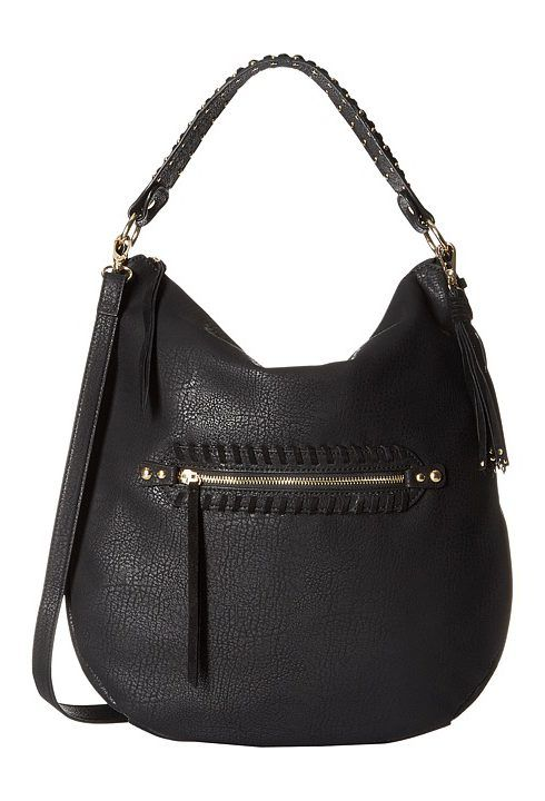 Jessica Simpson Angie Top Zip Hobo (Black) Hobo Handbags - Jessica Simpson, Angie Top Zip Hobo, JS51612-CABLK, Bags and Luggage Handbag Hobo, Hobo, Handbag, Bags and Luggage, Gift, - Fashion Ideas To Inspire