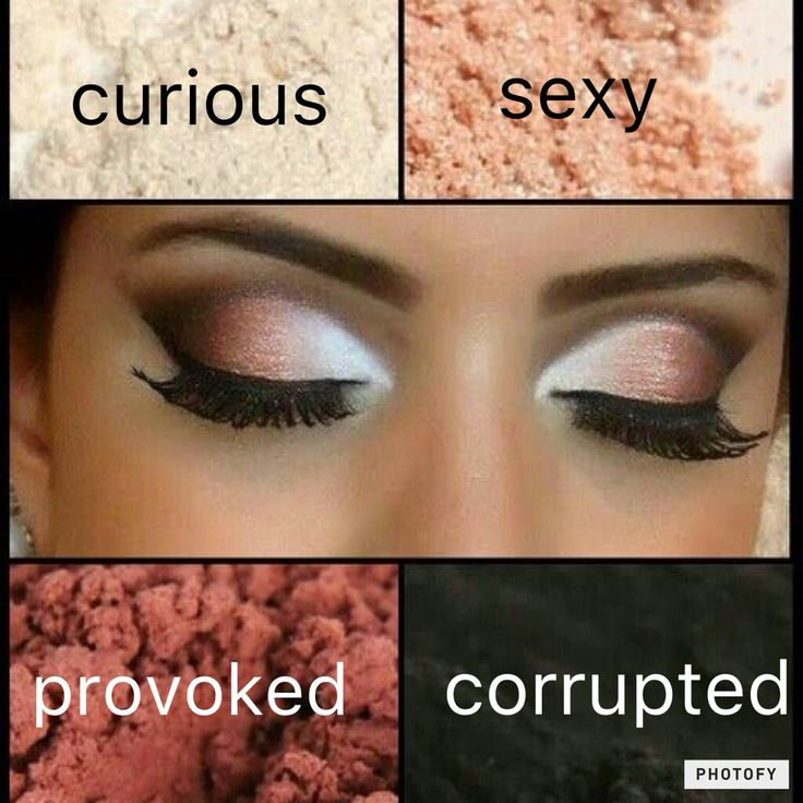 Beautiful look created using #younique mineral eye pigments