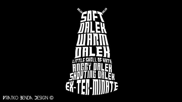 Soft Dalek, Warm Dalek, Little Ball of Hate...