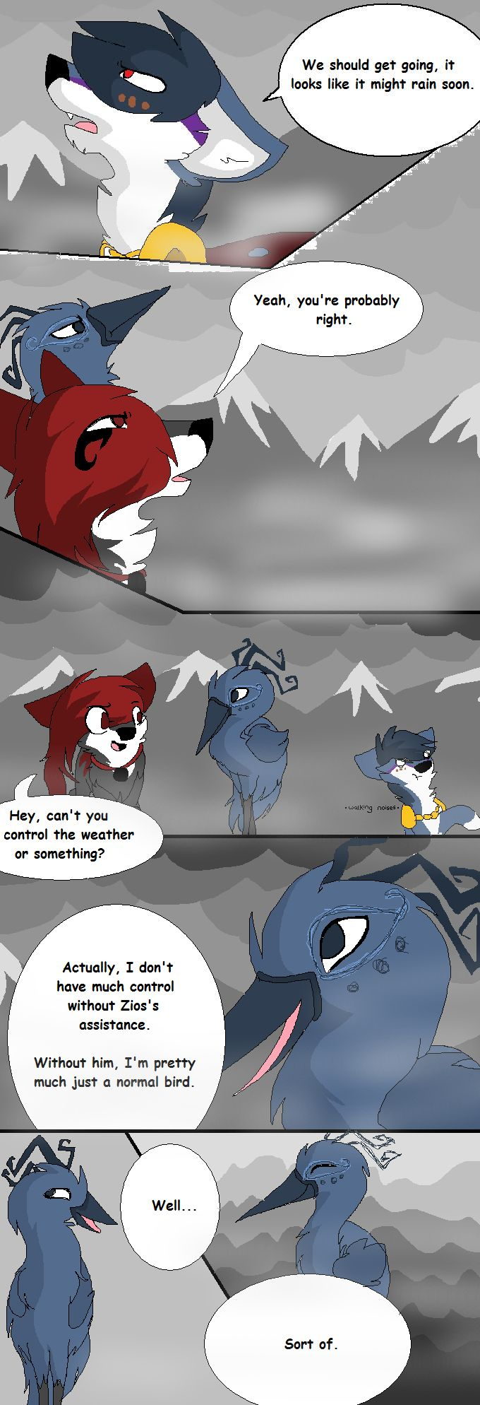 The Beginning of an Era-Page 5 by Loopy44